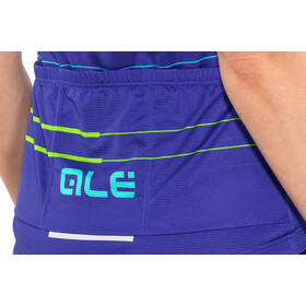 Alé Cycling Solid Ergo Hihaton Jersey Naiset, pure blue-turquoise